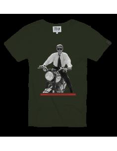 Tee-shirt 'Overdrive Steve...