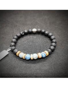 Bracelet perles naturelles...