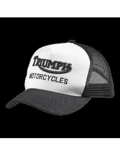 Casquette Oil Trucker Cap -...