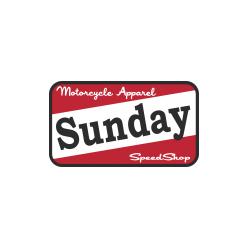 SUNDAY SPEEDSHOP